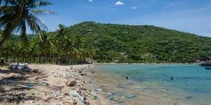 Contaminación de las playas: causas y consecuencias