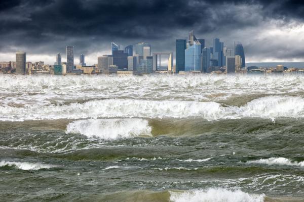 Aumento del nivel del mar: causas y consecuencias