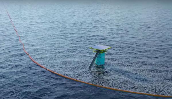 The Ocean Cleanup: cómo funciona - Más información útil sobre el sistema The Ocean Cleanup
