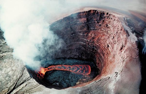 Cinturón de Fuego del Pacífico: qué es y mapa - Volcanes del cinturón de Fuego del Pacífico