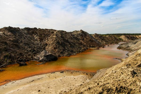 Problemas ambientales en Costa Rica - Contaminación del agua en Costa Rica