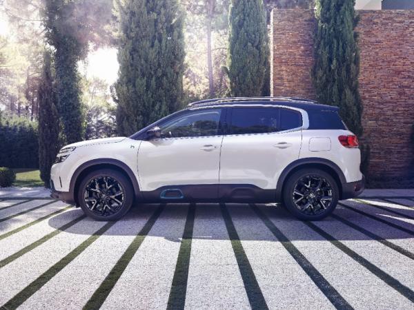 Ventajas de los coches híbridos enchufables - El nuevo coche híbrido enchufable de Citroën: SUV C5 Aircross Hybrid