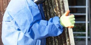 Dónde tirar uralita con amianto