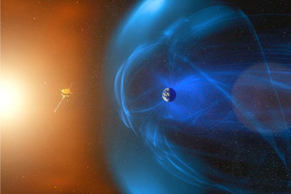 Qué es el viento solar y cómo afecta a la Tierra - Magnetosfera y viento solar