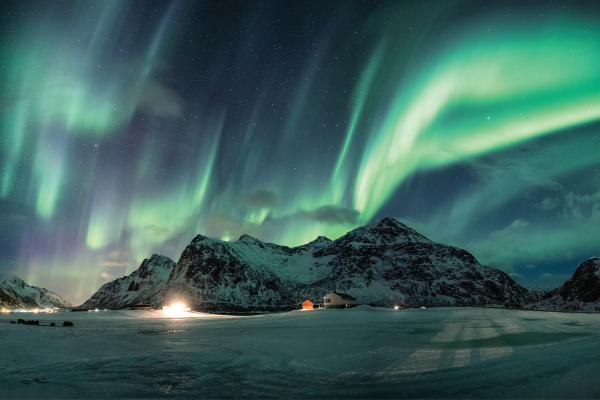 Qué es el viento solar y cómo afecta a la Tierra - Viento solar y auroras polares