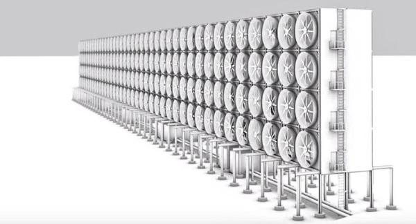 9 inventos para absorber la contaminación del aire - Invento para limpiar la contaminación del aire: elimina CO2 y crea combustible