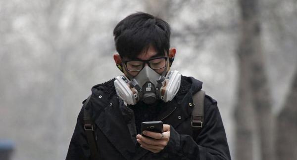 Contaminación en China: estado de alerta roja - Alerta roja en 50 ciudades de China por la contaminación