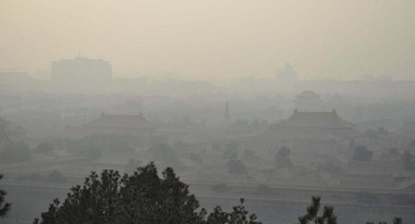 Contaminación en China: estado de alerta roja - Causas de la contaminación atmosférica en China