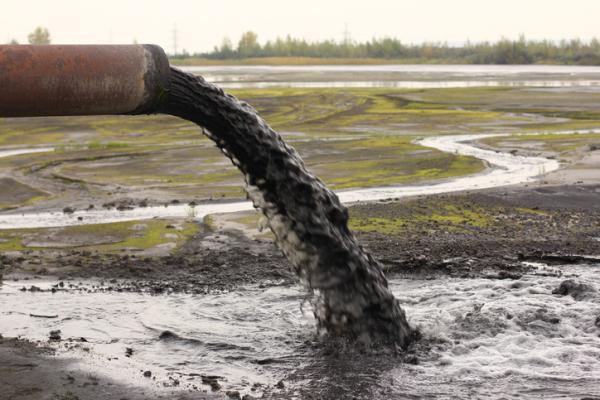 Tipos decontaminacióndelagua - Contaminación química por las actividades humanas