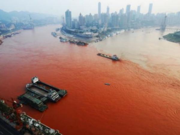 Los ríos más contaminados del mundo - Otros de los ríos más contaminados del mundo