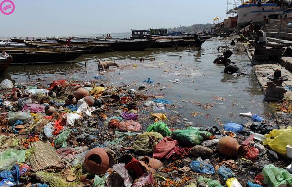 Los ríos más contaminados del mundo - Río Ganges