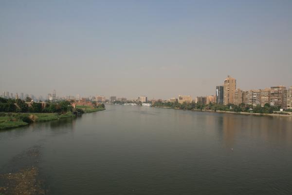 Los ríos más contaminados del mundo - Río Nilo