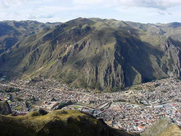 Regiones naturales del Perú - Región Suni