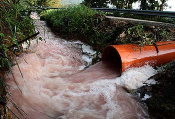 Ríos más contaminados de España - Río Tambre