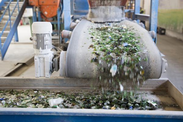 Cómo reciclar vidrio - Proceso de reciclaje del vidrio paso a paso