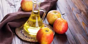 Propiedades del vinagre de manzana orgánico
