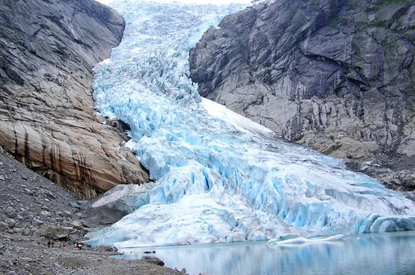 Erosión glaciar: definición, tipos y ejemplos - Erosión glaciar: definición