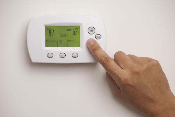 Cómo ahorrar en calefacción eléctrica - Regulación de la calefacción