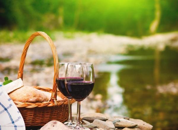Actividades ecológicas al aire libre - Tener una cita romántica a la orilla del río