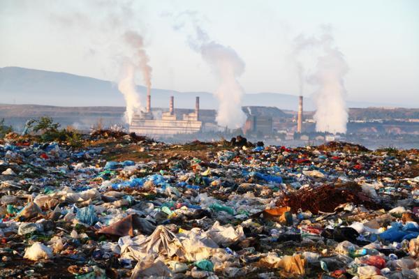 Diferencia entre polución y contaminación - Qué es la polución