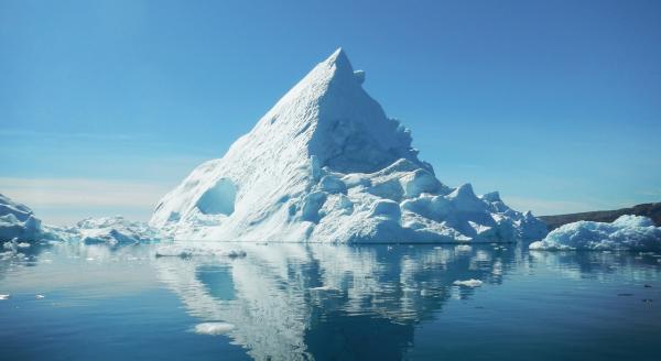 Hielos perpetuos: clima, flora, fauna e imágenes - Clima característico de los hielos perpetuos