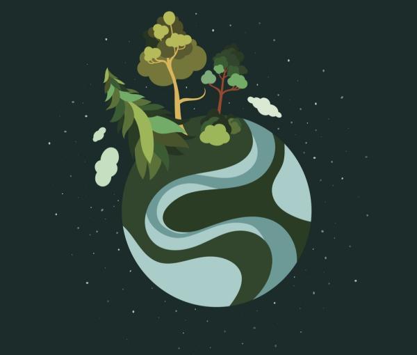 Diferencia entre biosfera, ecosfera y ecosistema