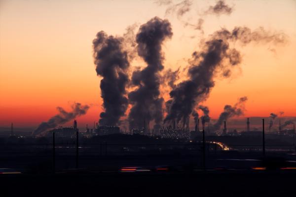 Cosas que contaminan el medio ambiente - Gases de efecto invernadero