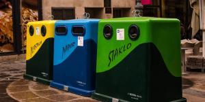 Qué se puede reciclar en el contenedor verde