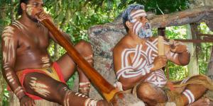 Aborígenes australianos: nombres de pueblos y sus costumbres