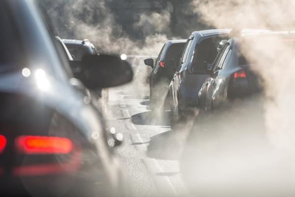 Tipos de contaminación del aire - Contaminación del aire por el transporte