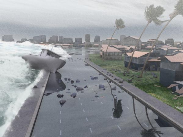 Qué es un tifón y cómo se forma - Qué es un tifón