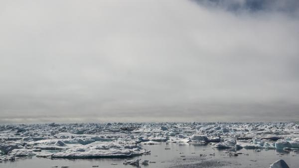 Por qué el Mar Blanco se llama así - El cima del Mar Blanco