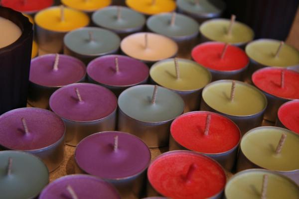 a242446a3d8 Nueva alternativa en ecología  las velas naturales