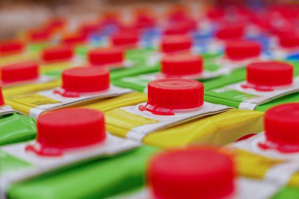 ¿Los bricks van al cubo amarillo? - Cómo se recicla un tetrabrik