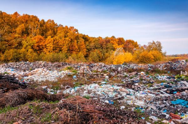 Problemas medioambientales y soluciones - Contaminación del suelo
