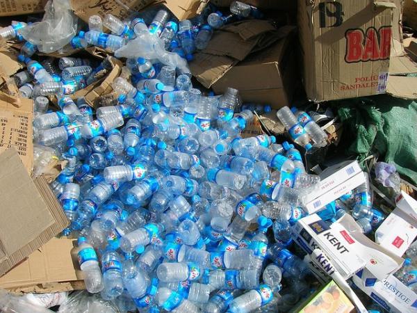 Problemas medioambientales y soluciones - Generación de residuos