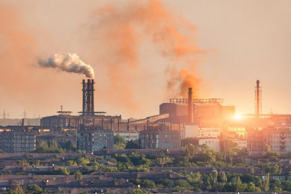 Problemas medioambientales y soluciones - Quema de combustibles fósiles