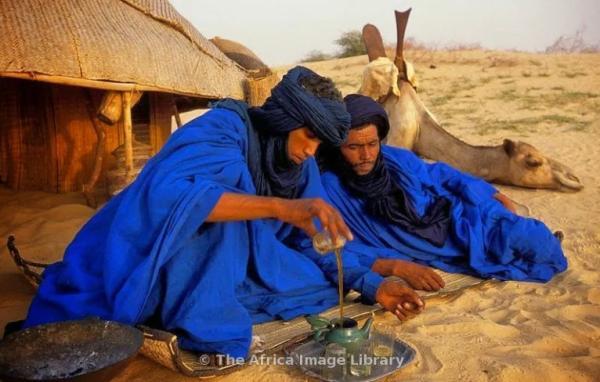 16 tribus africanas: nombres, significados y costumbres - Tuareg