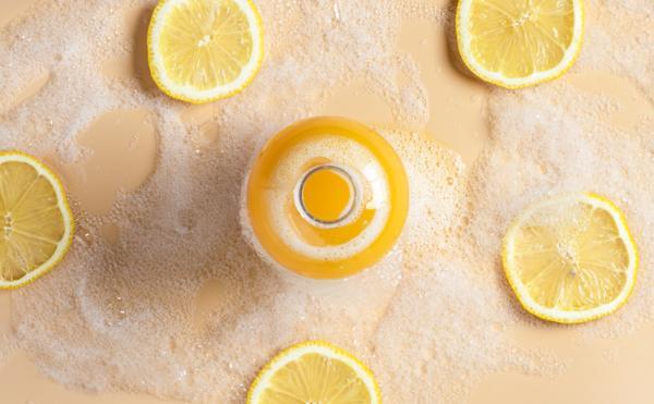 Cómo hacer jabón líquido casero - Cómo hacer jabón líquido casero para manos con limón