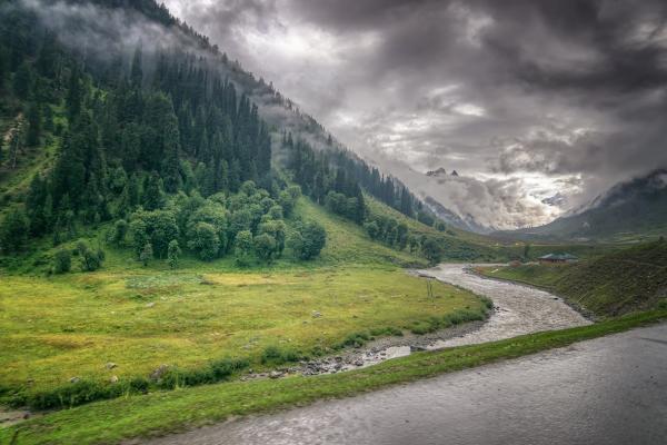 Por qué el agua de los ríos es dulce - El ciclo del agua