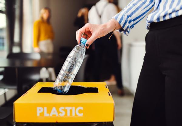 Tipos de plásticos - 1. Plástico PET o PETE