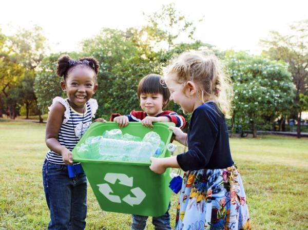 Acciones para cuidar el medio ambiente en el colegio
