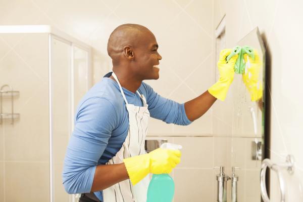 C mo limpiar el ba o de forma ecol gica los mejores trucos - Como limpiar bano ...
