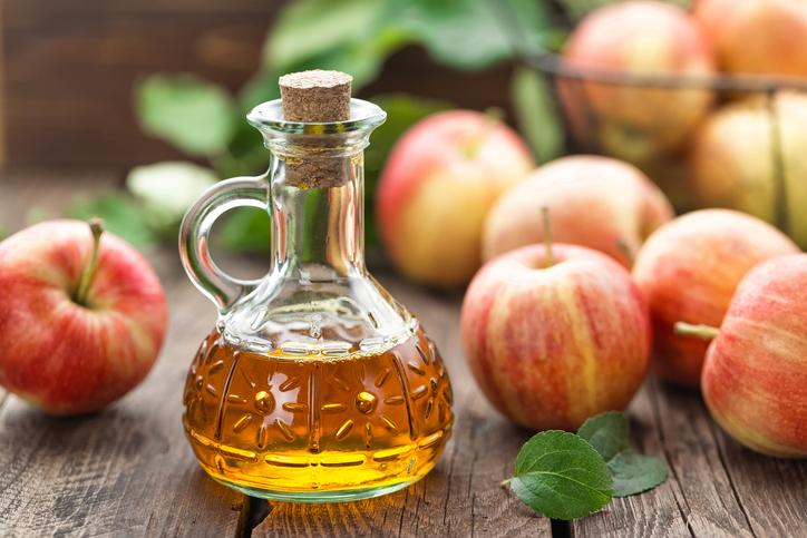 es lo mismo vinagre y sidra de manzana