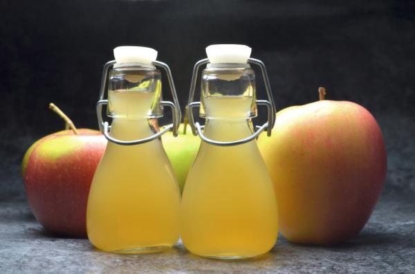 Cómo hacer vinagre de manzana orgánico en casa - Qué se puede hacer con el vinagre de manzana