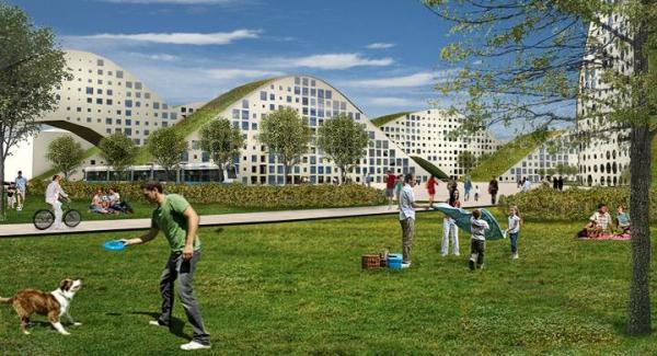 La importancia de los espacios verdes en las ciudades - Espacios verdes: definición