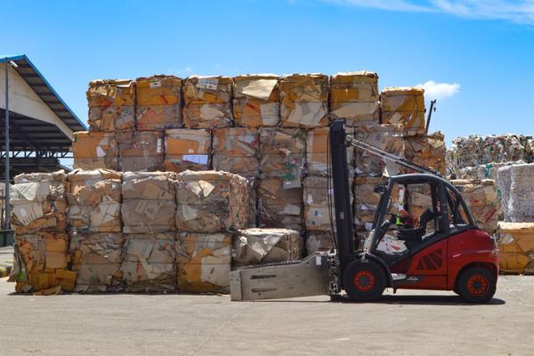 El proceso de reciclaje del papel - El proceso de fabricación del papel reciclado