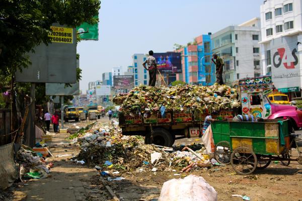 Los países más contaminados del mundo - Bangladesh, el país más contaminado en 2018