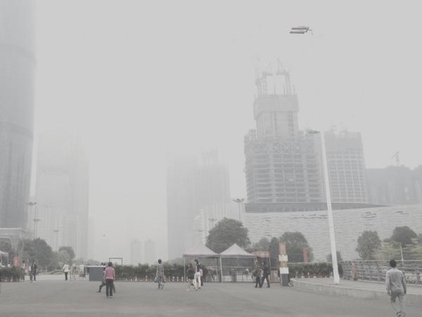 Los países que más contaminan - 1. China