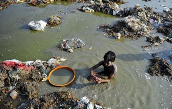 Los países que más contaminan - 3. India